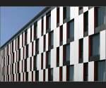 Stuttgart und der mittlere Neckarraum/4303/die-fassade-des-carl-benz-centers Die Fassade des Carl Benz Centers in Stuttgart-Bad Cannstatt. (Matthas)