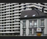 Ulm und Neu-Ulm/812/fassadengegensaetze-gesehen-in-neu-ulm-matthias Fassadengegensätze, gesehen in Neu-Ulm. (Matthias)